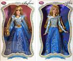 LE Aurora OOAK doll