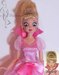 OOAK Charlotte LaBouff doll
