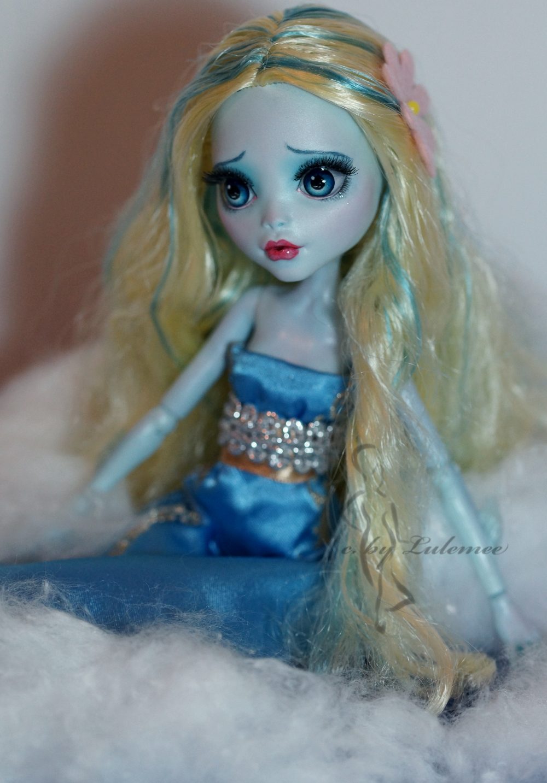 Little Mermaid OOAK doll