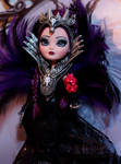 SDCC Raven Queen doll repaint