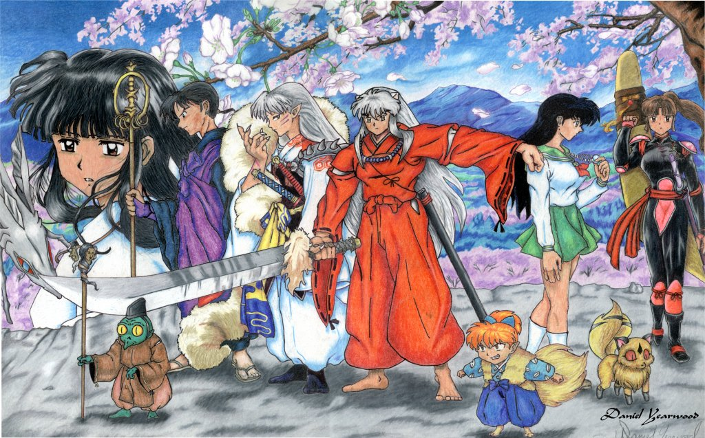 Inuyasha Fan Art