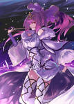 caster scathach