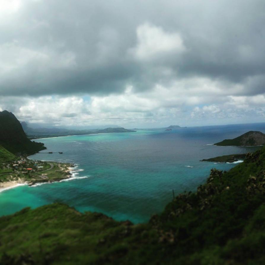 Hawai'i by ByakuyaoftheDreams
