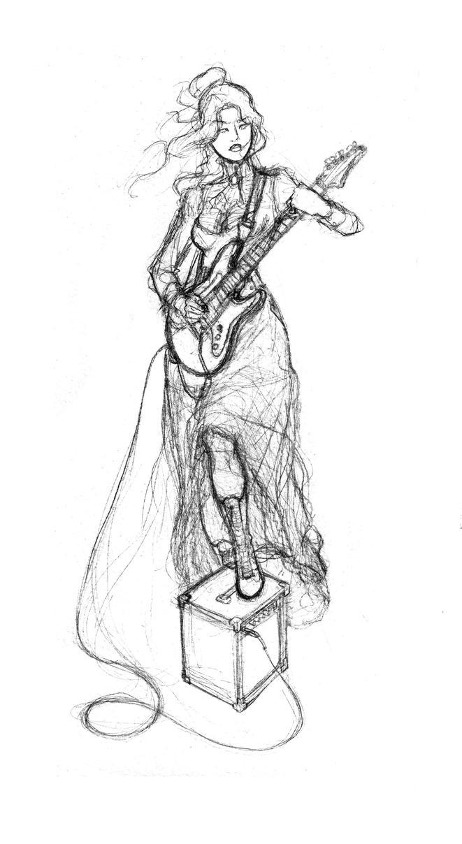 Sketch by CintiaGonzalvez