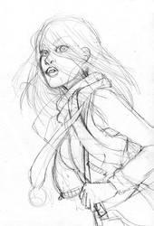 Unpublished Sketch n3