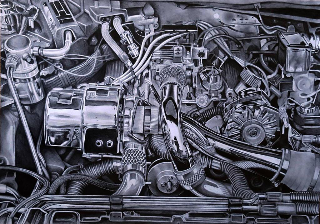 The Engine by shelleysupernova
