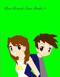 Best Friends. by Twatty-Shinanigans
