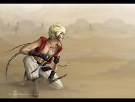 Naruto - Desert Fox by Ellenlome