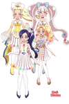 Paper Story Precures , complete