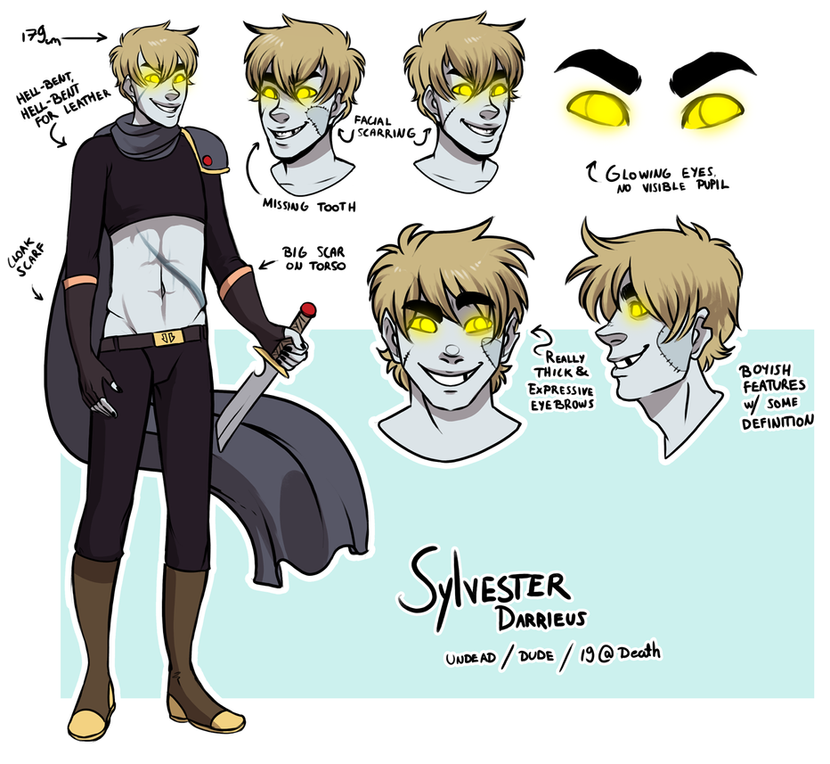 Sylvester Darrieus - Reference or something by SirMeo
