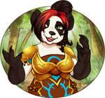[commission] Pandaren Waist Up