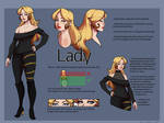 [ref] Lady reference