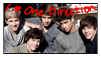 One Direction Stamp by Ichigooneechan66