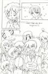 SE: KidxChrona Doujinshi 16 by Ichigooneechan66