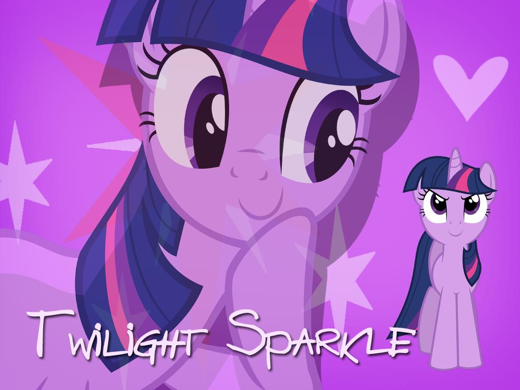 Twilight Sparkle Wallpaper by Ichigooneechan66 on DeviantArt