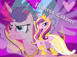 Princess Cadence Wallpaper by Ichigooneechan66