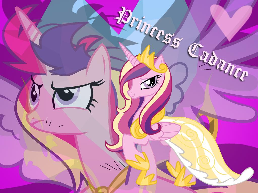 princess cadence wallpaperichigooneechan66 on deviantart