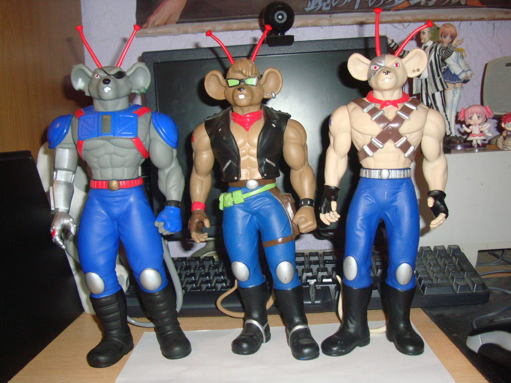 biker mice from mars as female - photo #39