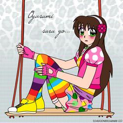 Oyasumi suru yo... by Ichigooneechan66