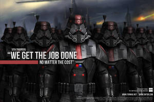 Star Wars: The Old Republic Sith Troopers by modroid