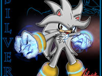 Silver the Hedgehog by Teh-Chadwick