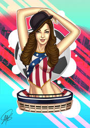 Atletico Girl by Vacqs