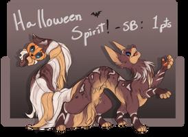 Sketch Adopt - Halloween spirit! AUCTION [OPEN]