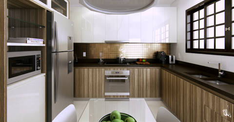 Kitchen 2 by DaCone