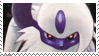 Absol - stamp by Tainted-DolL