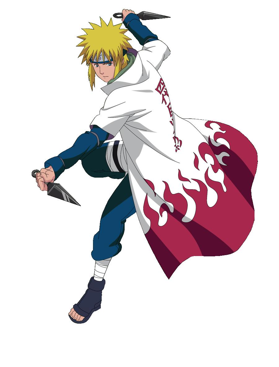 Which Anime Character Are You? Minato_namikaze_render_by_kangaroogi-d56xob5