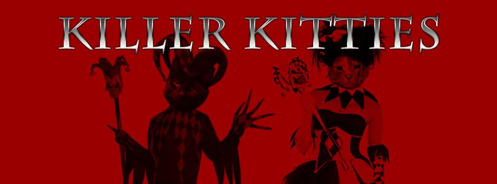Killer-Kitties by Quixotikka