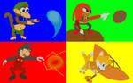 Nintendo/Sega Benders