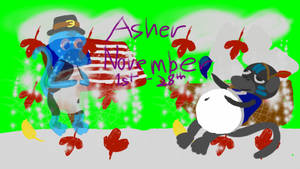 Month of Asher