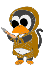 Survivalist Monguin