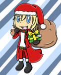 CE: (Chibi) Santa Snow by SamSonic
