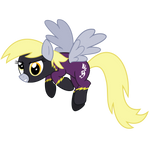 Request #2 ~ Derpy Hooves the Shadowbolt ~