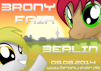 Brony-Fair Flyer by Radiant--Eclipse