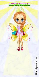 butterfly angel by RayneCross307