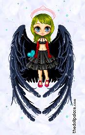 angel by RayneCross307
