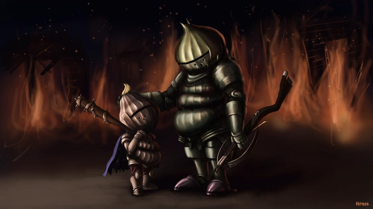 Dark Gems - Onion family by nicolarre