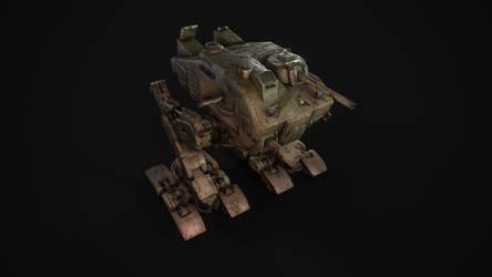 Walking Tank