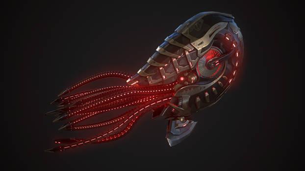 Nautilus Replica - 1