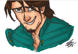 Iscribble Eugene -again- by Bonka-chan