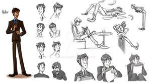 Walter character sheet