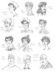Archie cast