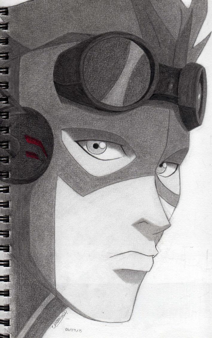Kid Flash - Wally West by carolyn11