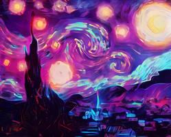 Synthvan Goghwave