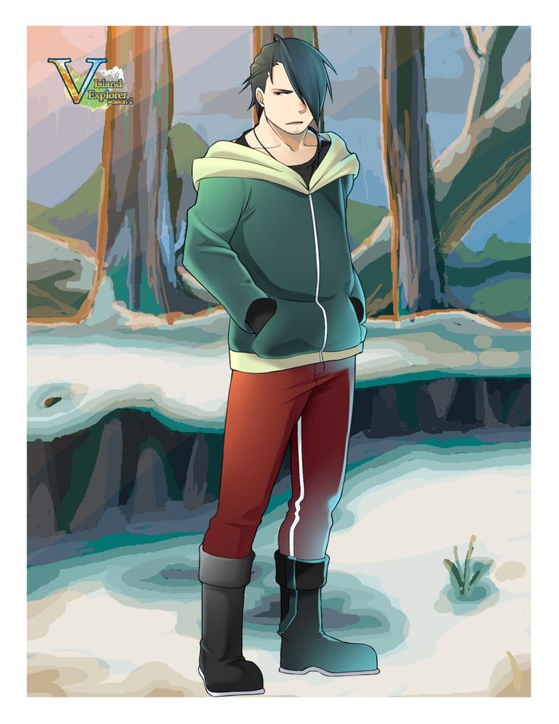 VIE charsheet: Winter clothes by ItakuShine