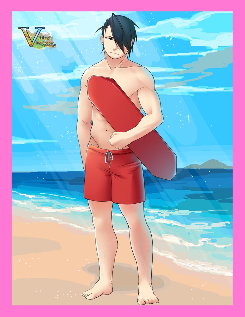 VIE charsheet: Swimsuit by ItakuShine