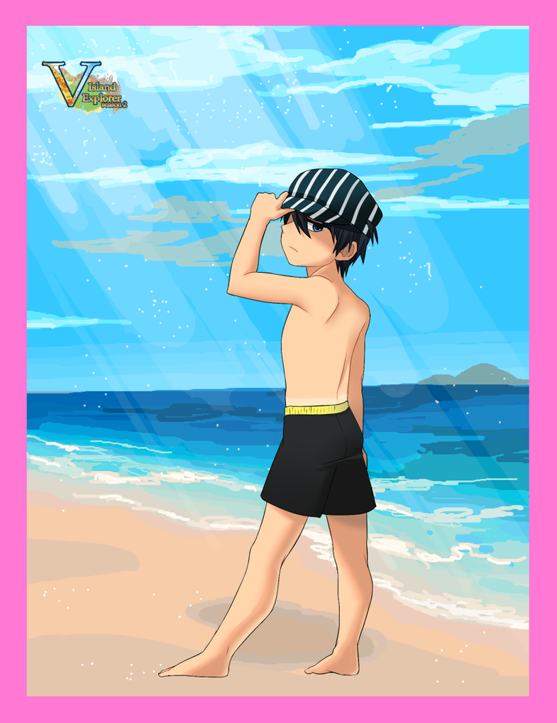VIE charsheet: Beach (Yuu 8) by ItakuShine